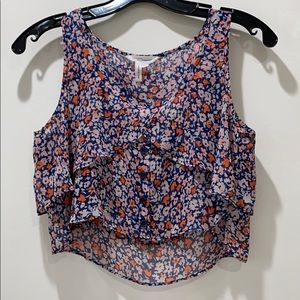 BCBGeneration crop top Xs